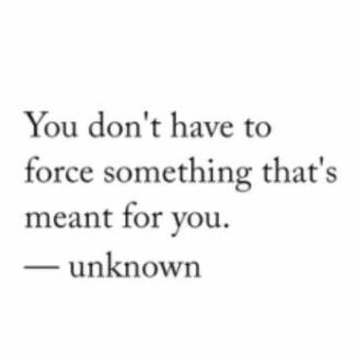 Don't Force 2